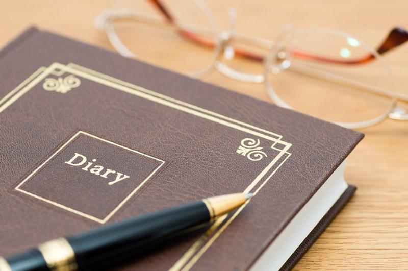 夢日記のイメージ